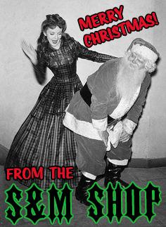 S&M Christmas Card 14